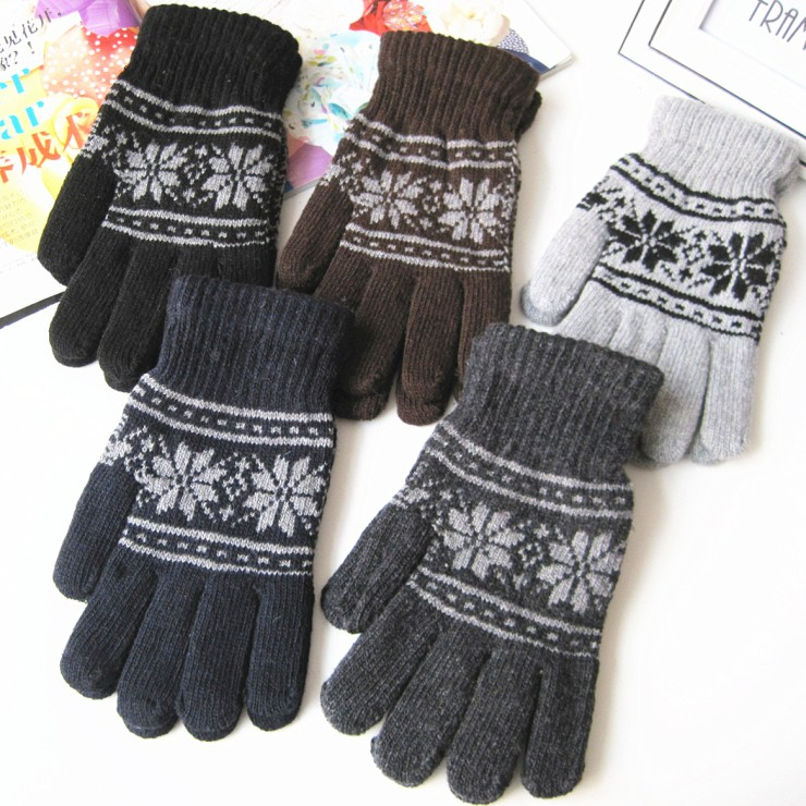 2015-musim-gugur-dan-musim-dingin-pria-salju-rajutan-sarung-tangan-Laki-laki-busana-musim-dingin