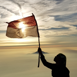 Puncak Pribadi Kami – Gunung Sindoro